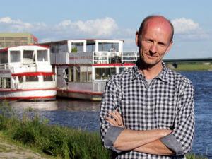 Internet-Professional der ersten Stunde an der Elbe in Lauenburg